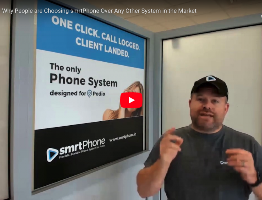 4 Reasons Why Our Customers Choose smrtPhone Over Any Other System on the Market
