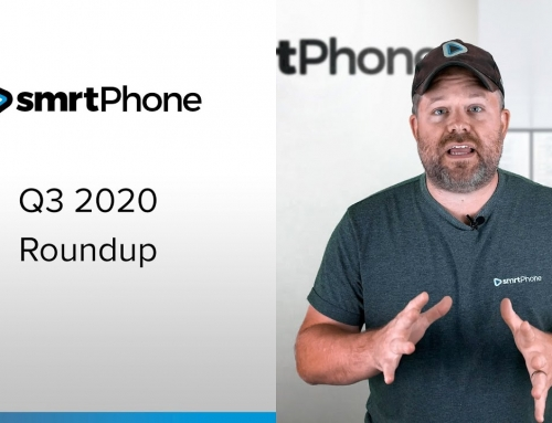 Updates to smrtPhone in Quarter 3 of 2020