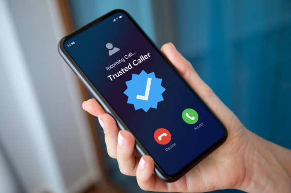 Calls from verified callers are more likely to be answered